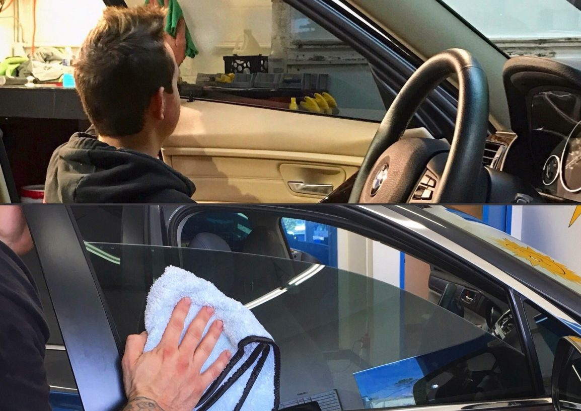 How to Properly Care For and Clean Automotive Tinted Windows - Automotive Window Tinting in Dubuque, Iowa