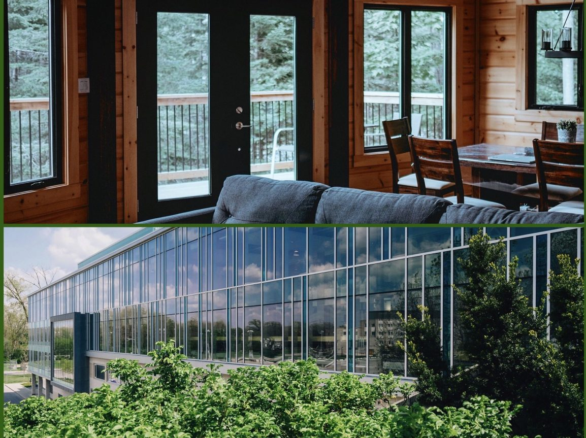 Seeing Green: Solar Control Window Films Save Money & Conserve Energy - Home and Commercial Window Film in Dubuque, Iowa